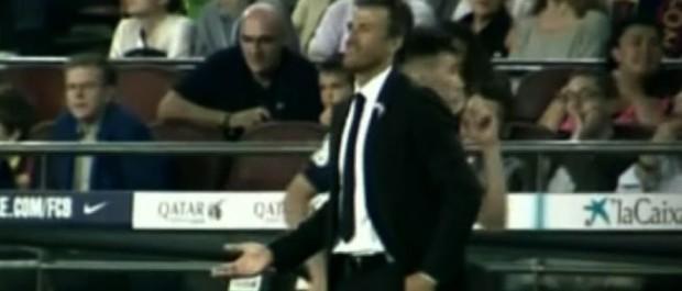Luis Enrique quiso sustituir a Messi y el argentino se negó | Liga BBVA | AS.com