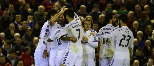 El Madrid arrasa en Anfield y manda un aviso al Barça | Liga de Campeones | AS.com