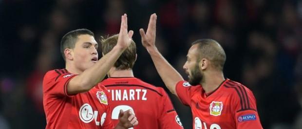 El Leverkusen tumba al Zenit y se coloca líder en el grupo C | Liga de Campeones | AS.com