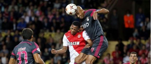 El Mónaco no pasa del empate ante un Benfica aún más colista | Liga de Campeones | AS.com