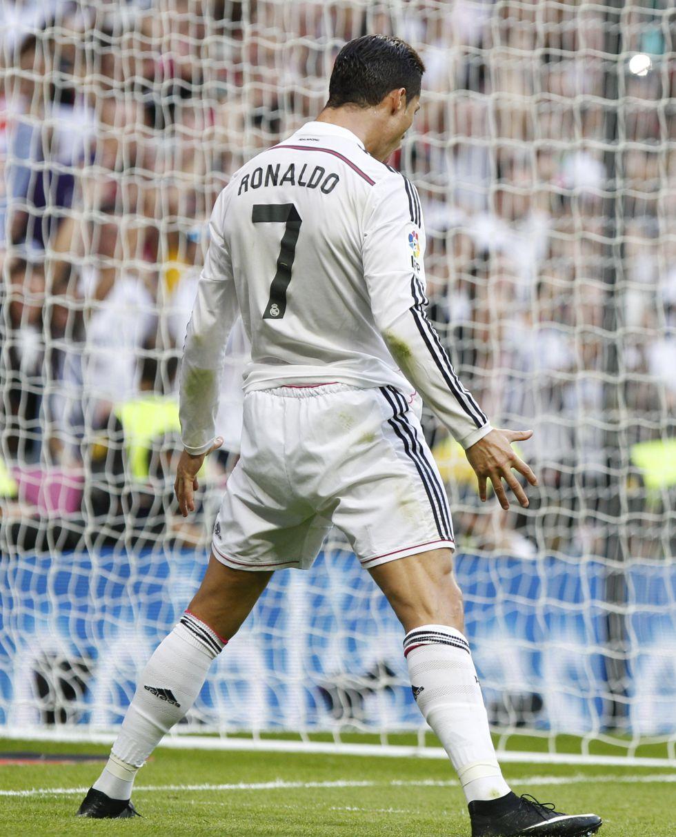 Cristiano bate su récord y suma 11 partidos seguidos marcando | Liga BBVA | AS.com