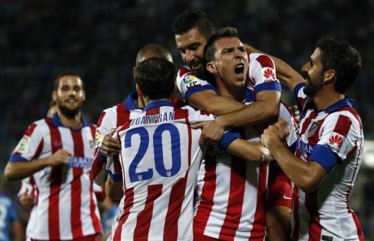 Mandzukic resuelve una bronca | Liga BBVA | AS.com
