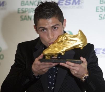 Cristiano Ronaldo recibirá su Bota de Oro el 6 de noviembre | Liga BBVA | AS.com