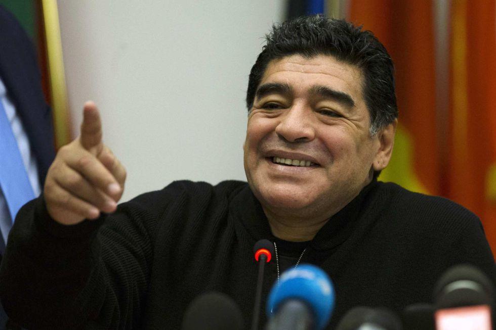 Maradona celebra en Dubai sus 54 años, en medio de la polémica | Internacional | AS.com