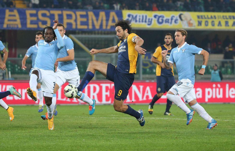 El Lazio empata en Verona y se sitúa tercero a seis de los líderes | Internacional | AS.com