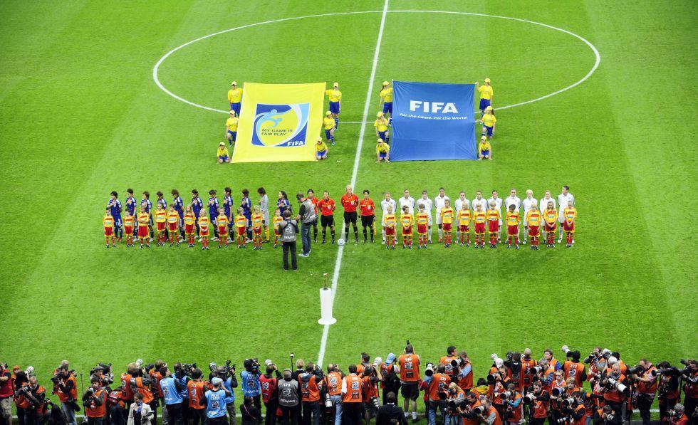 Las jugadoras de fútbol denuncian amenazas de la FIFA | Internacional | AS.com