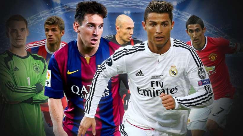 FIFA Balón de Oro: ¡Ya se conocen los 23 nominados!