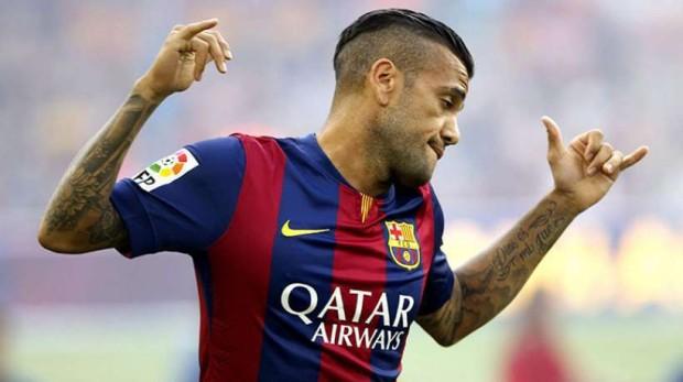 FC Barcelona: Dani Alves escoge destino para el próximo curso