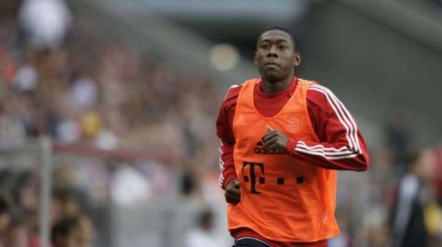 Colocan al Real Madrid tras los pasos de David Alaba