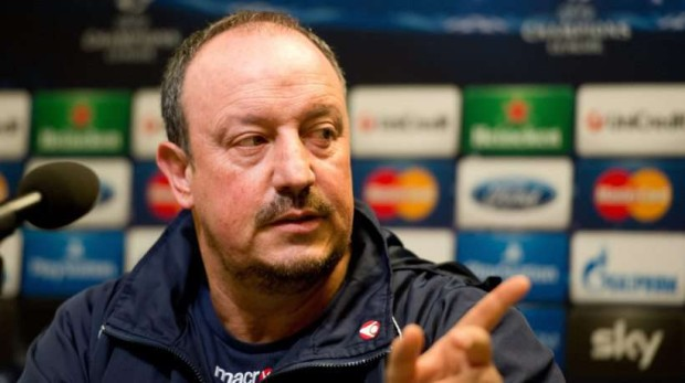 El Inter de Milán, ¿punto de inflexión para el Nápoles de Rafa Benítez?