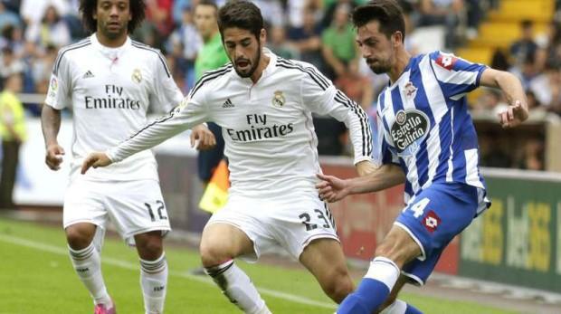 Real Madrid: La hora de Isco Alarcón