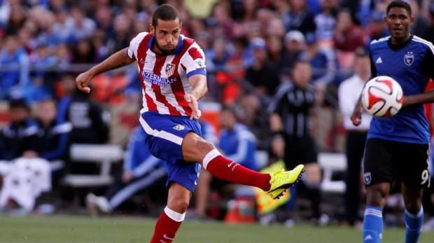 El gran objetivo invernal del Nápoles juega en el Atlético de Madrid