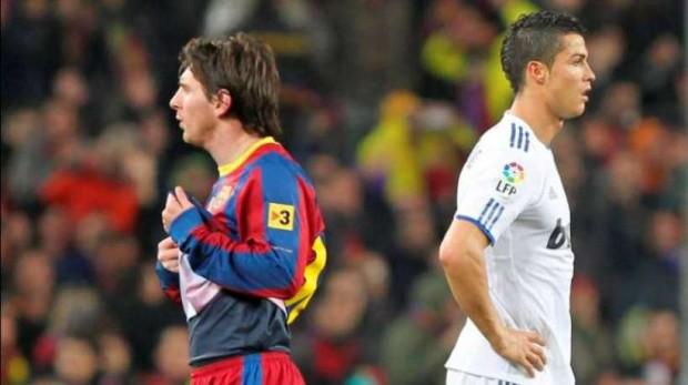 La evolución que les espera a Cristiano Ronaldo y Lionel Messi