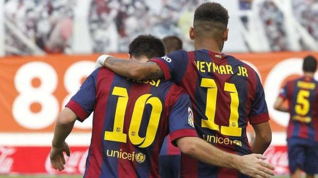 Messi – Neymar, la dupla que hace soñar al FC Barcelona
