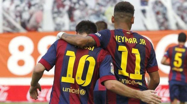 FC Barcelona: El mejor Neymar, un año después