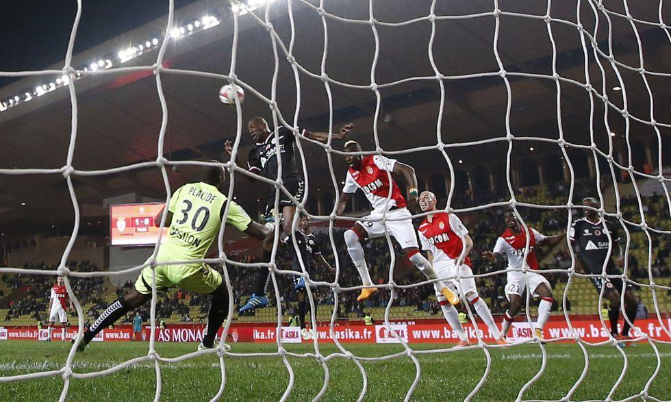 La falta de pegada condena al Mónaco a empatar con el Reims | Internacional | AS.com