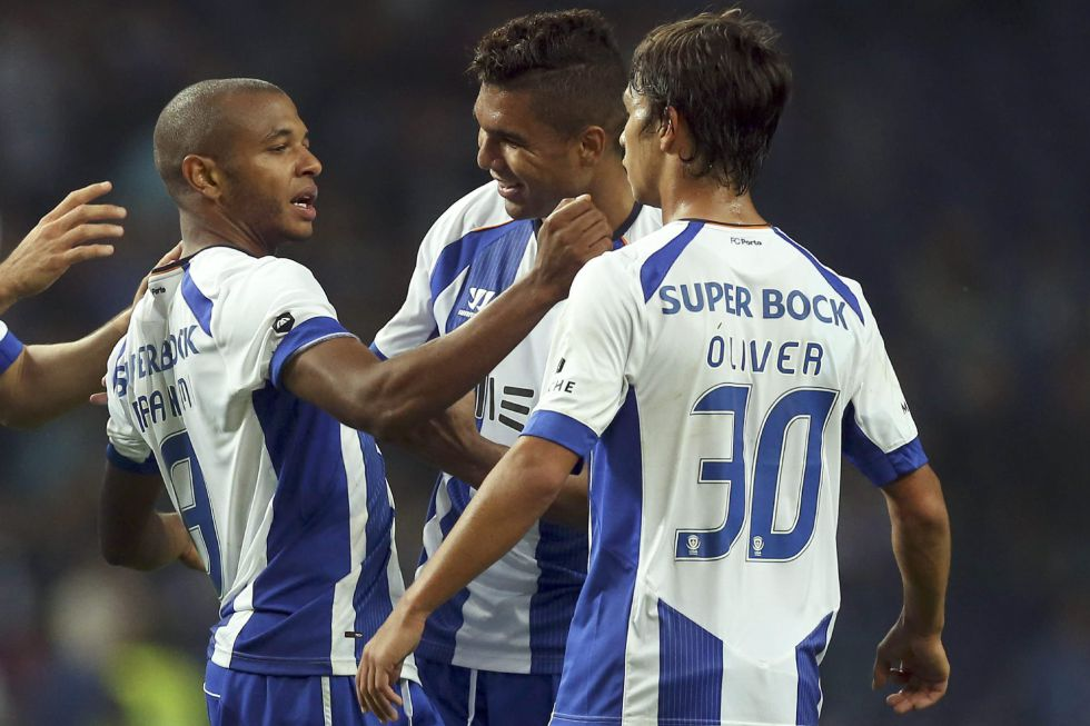 El Oporto derrota al Nacional antes de visitar San Mamés   Internacional   AS.com