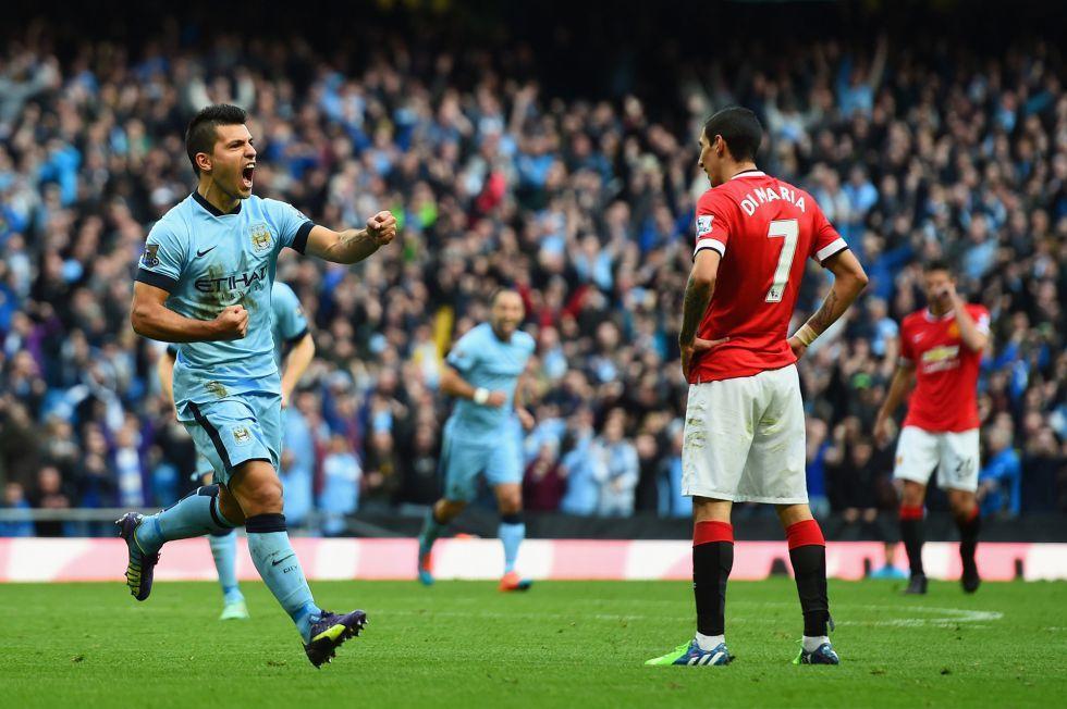 Un gol del Kun Agüero le da el derbi de Manchester al City | Internacional | AS.com