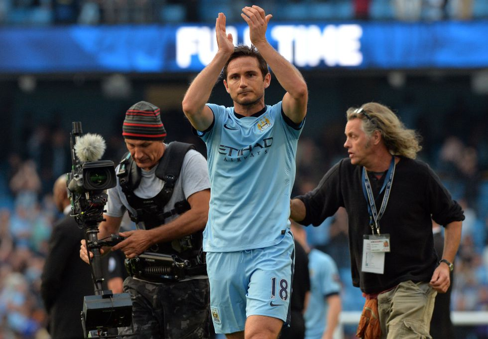 Lampard alarga su estancia en el City hasta junio de 2015 | Internacional | AS.com