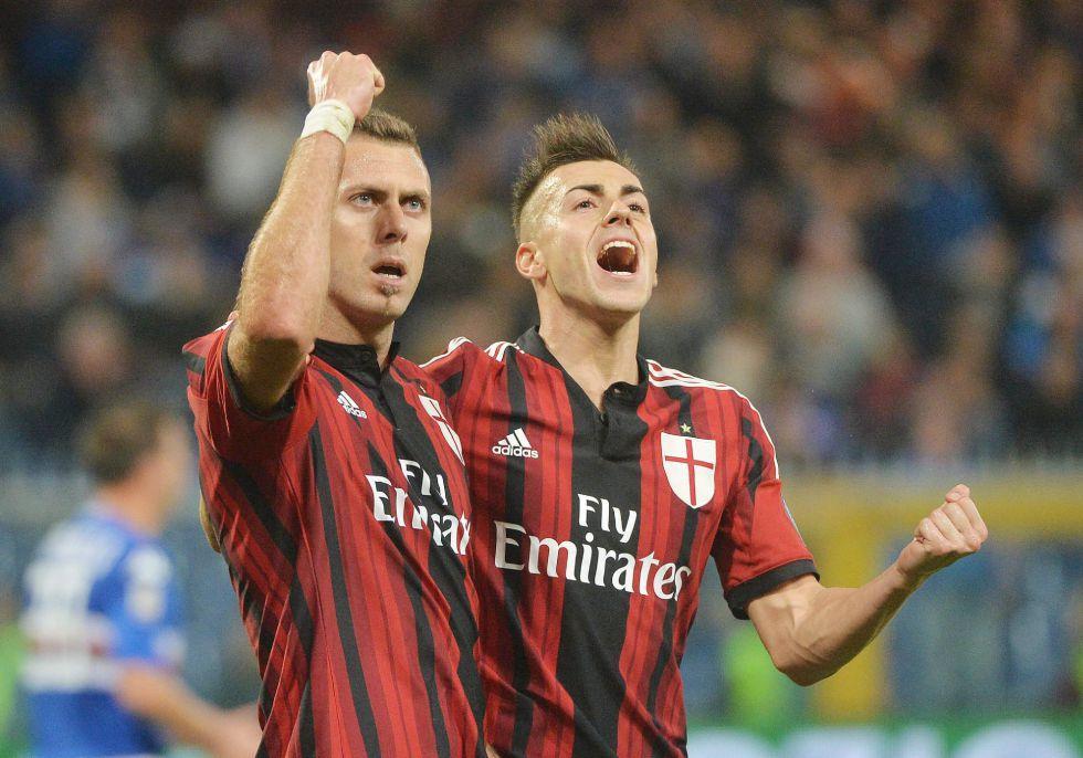 Diego López salva al Milan de la derrota ante la Sampdoria | Internacional | AS.com