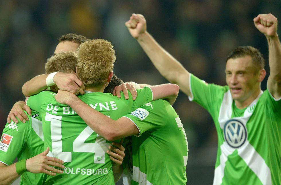 El Wolfsburgo gana al Hamburgo y sigue el ritmo al Bayern | Internacional | AS.com