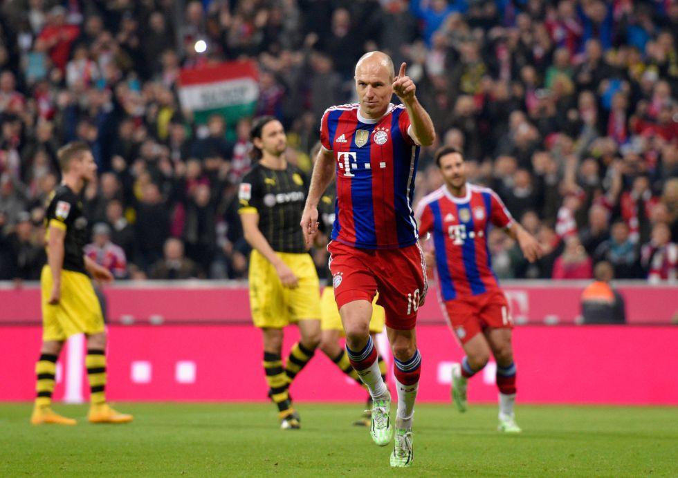 Robben sobre Pep Guardiola: