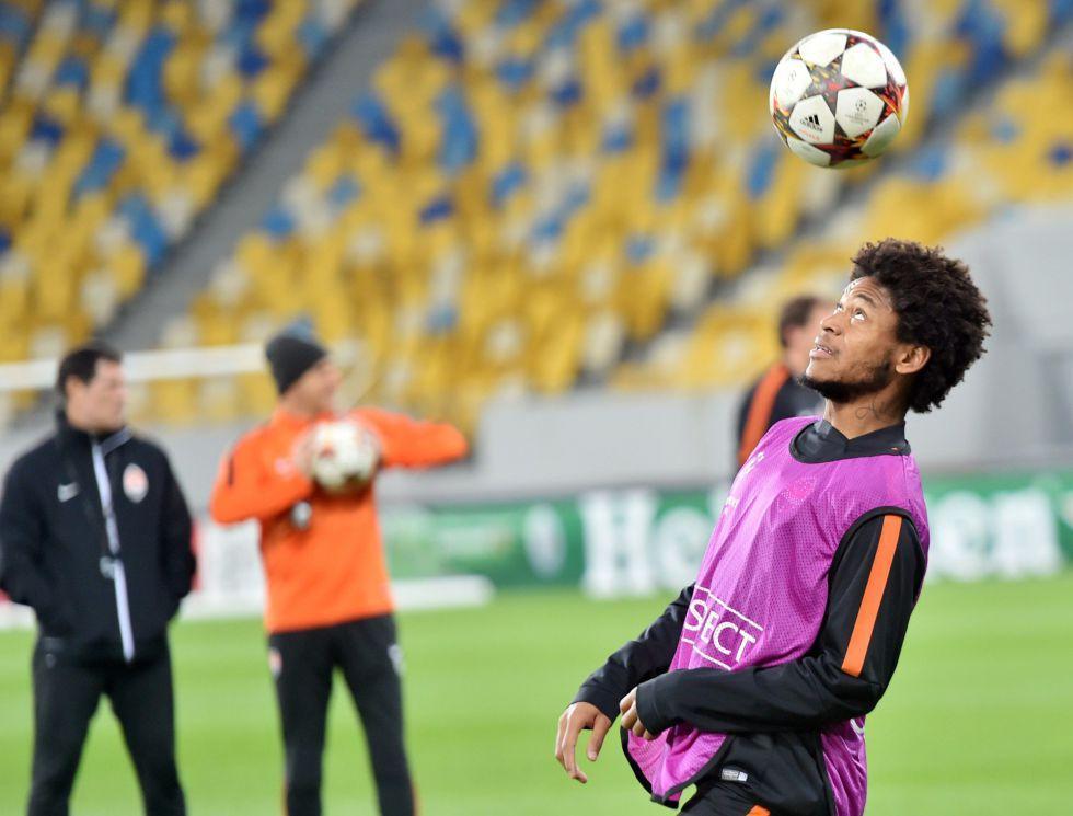 Dunga probará con Luiz Adriano junto a Neymar frente a Turquía | Internacional | AS.com