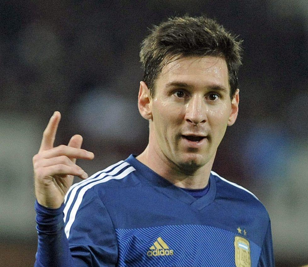 Messi pide tiempo: