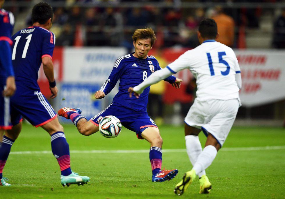 La selección japonesa de Aguirre aplasta a Honduras | Internacional | AS.com