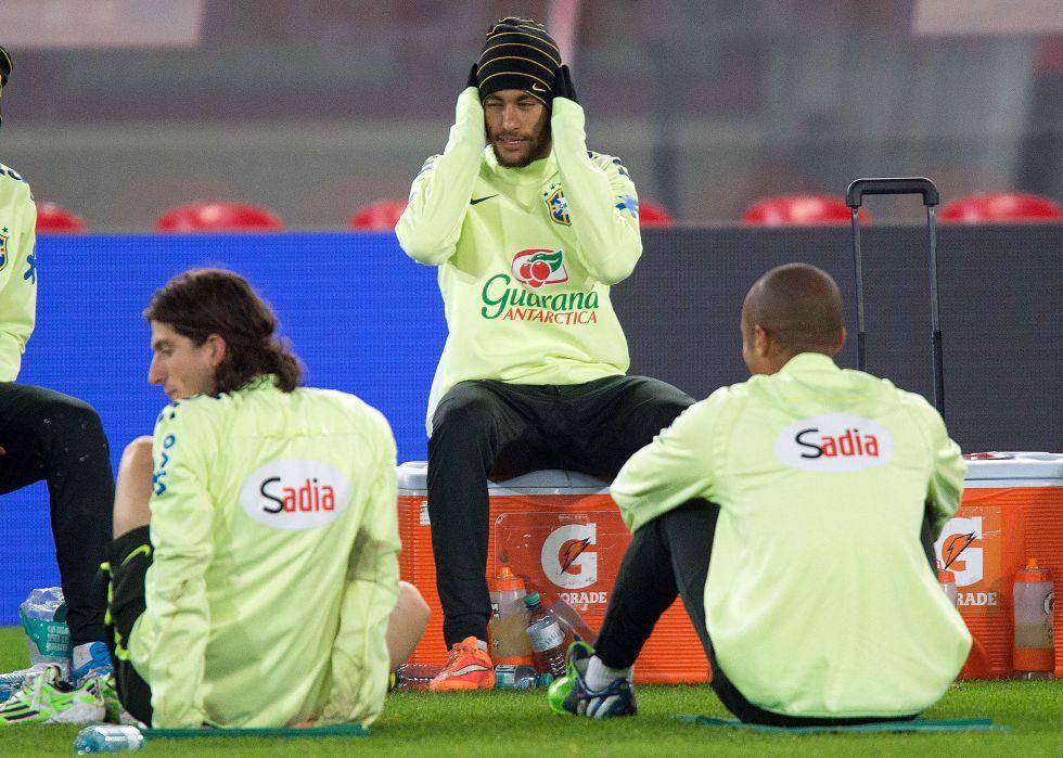 Neymar amenaza esta tarde la buena racha que lleva Austria | Internacional | AS.com