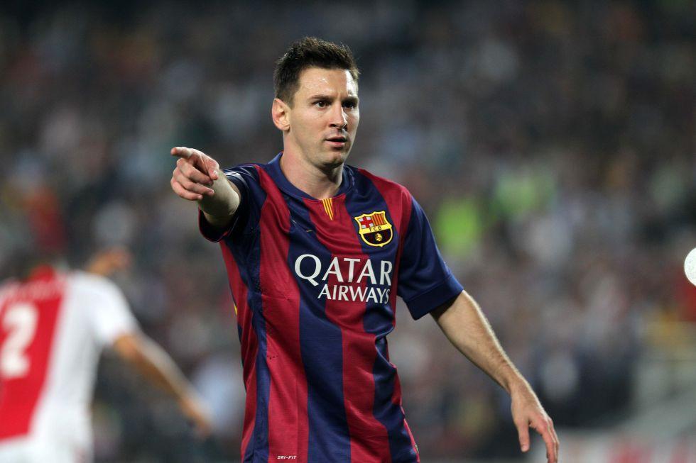 Un 60% de los internautas cree que Messi anuncia su marcha | Liga BBVA | AS.com