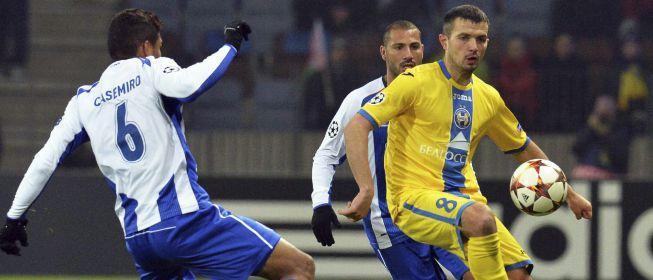 El Oporto derrota al Bate Borisov, que nunca tuvo fe | Liga de Campeones | AS.com