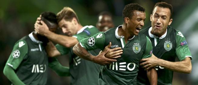 El Sporting cumple el guión y aprovecha la derrota del Schalke | Liga de Campeones | AS.com