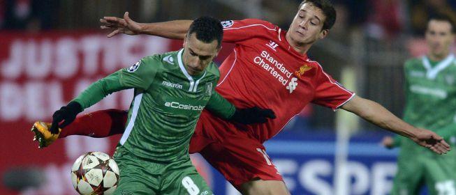 El Liverpool no levanta cabeza y necesita ganarle al Basilea | Liga de Campeones | AS.com