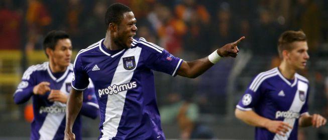 El Anderlecht se impone y jugará la Europa League | Liga de Campeones | AS.com