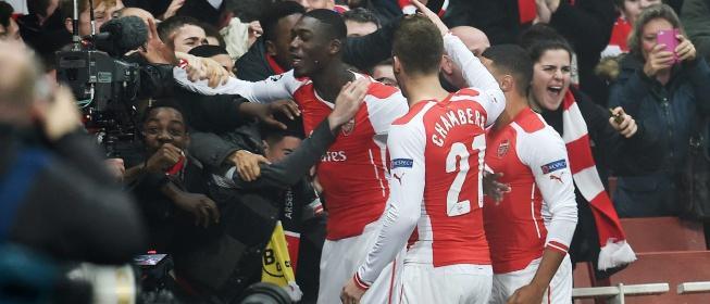 El Arsenal vence al Dortmund y todavía puede ser primero | Liga de Campeones | AS.com
