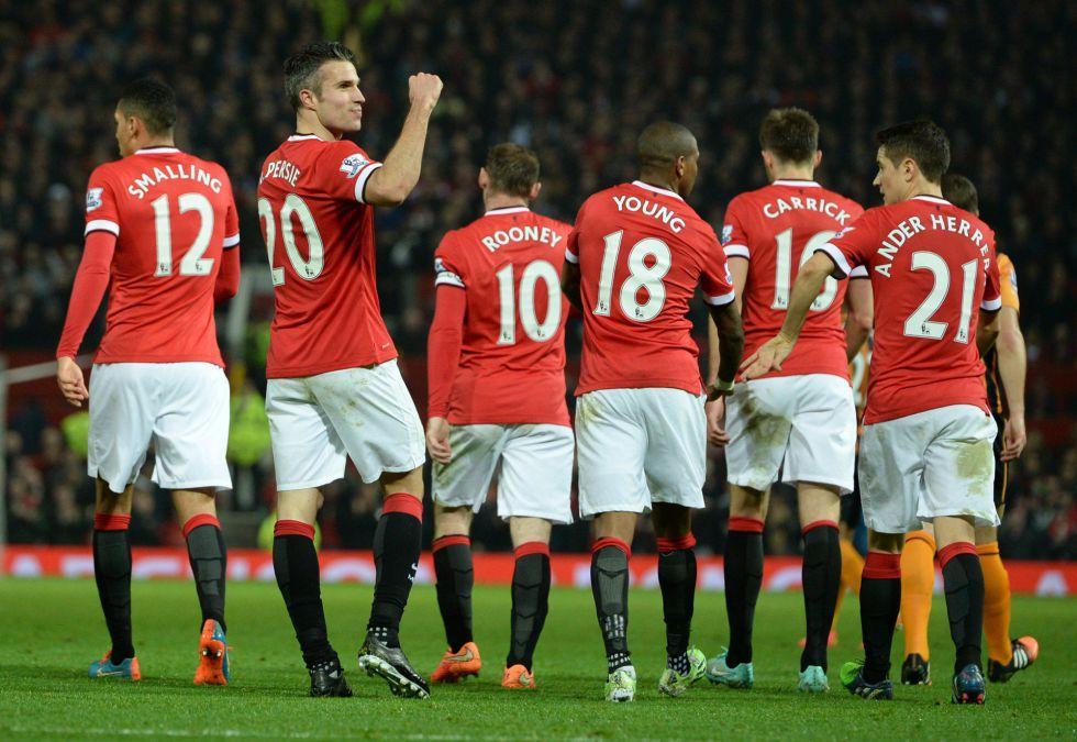 El United acecha los puestos de honor con goleada al Hull City | Internacional | AS.com