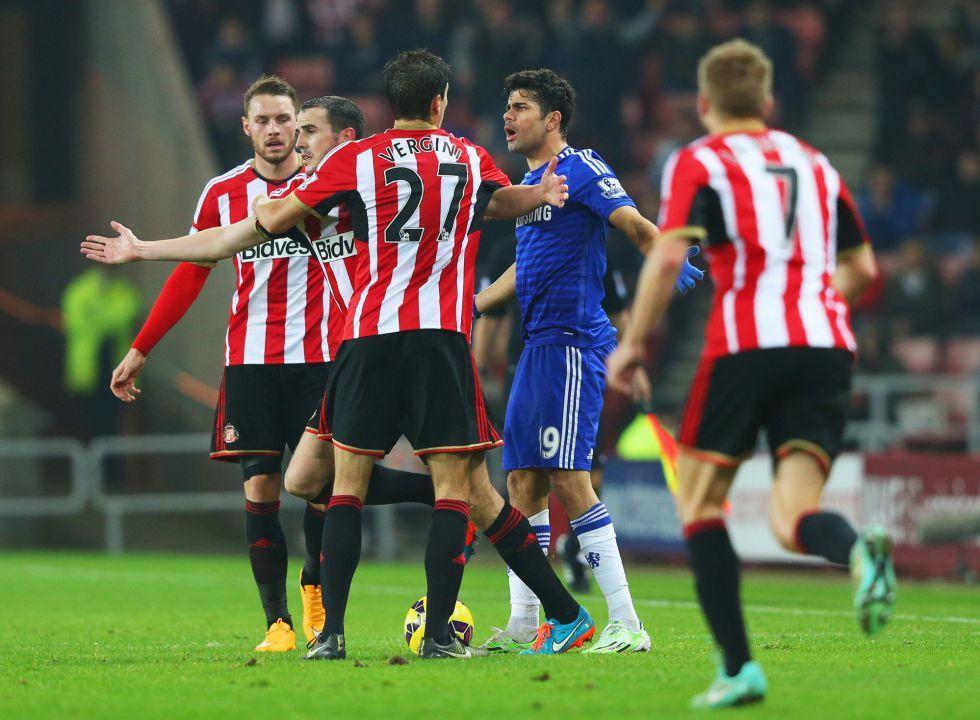 El Chelsea de Mourinho pincha ante un peleón Sunderland | Internacional | AS.com