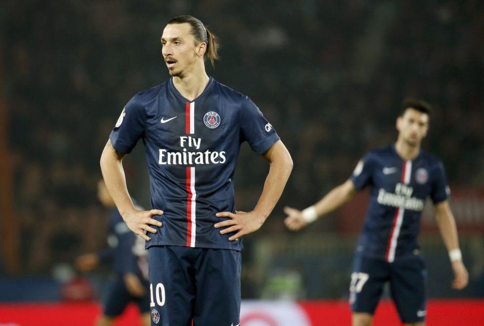Ibrahimovic da la victoria al PSG y sigue a un punto del OM   Internacional   AS.com