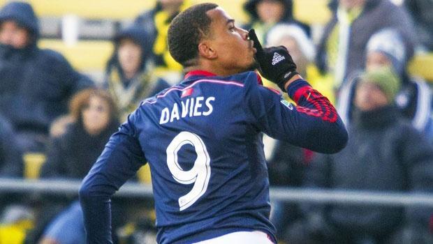 Crónica Playoffs MLS | New England Revolution pisa fuerte goleando 4-2 al Columbus Crew, como visitante | MLSsoccer.com