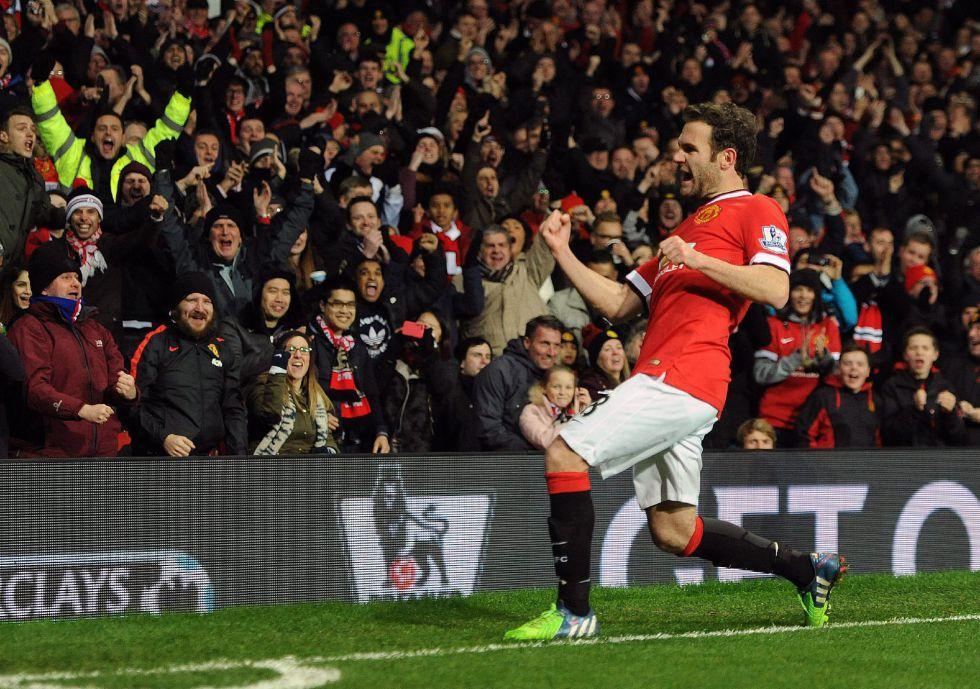 Cuarta victoria consecutiva para un United en puestos europeos | Internacional | AS.com