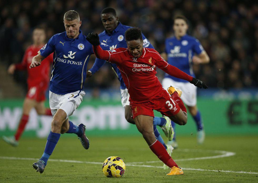 El Liverpool se deshace del Leicester y piensa en Europa | Internacional | AS.com