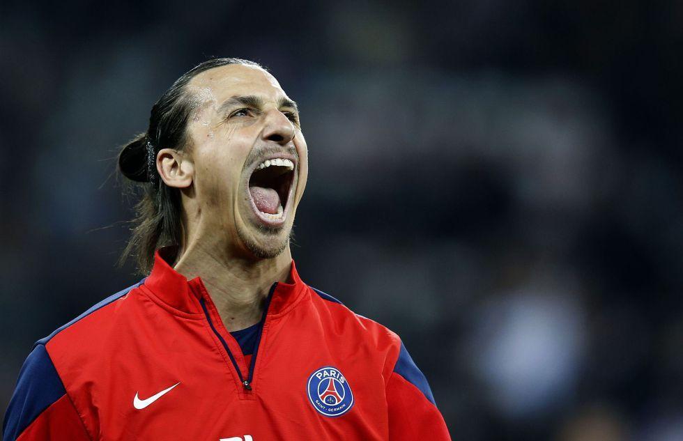 Ibrahimovic deberá dosificarse por sus problemas en el tobillo | Internacional | AS.com