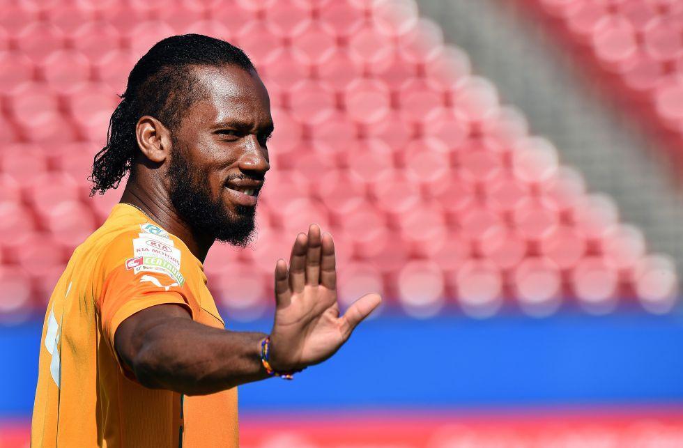 Costa de Marfil sueña con una vuelta de Drogba a la selección | Internacional | AS.com