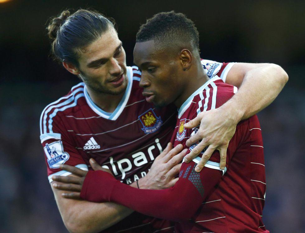 El West Ham remonta ante el Swansea y se sitúa tercero | Internacional | AS.com
