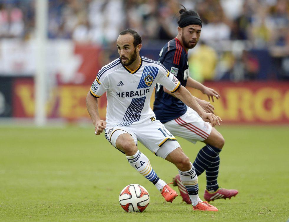 Keane corona al Galaxy y da a Donovan un retiro feliz | Internacional | AS.com