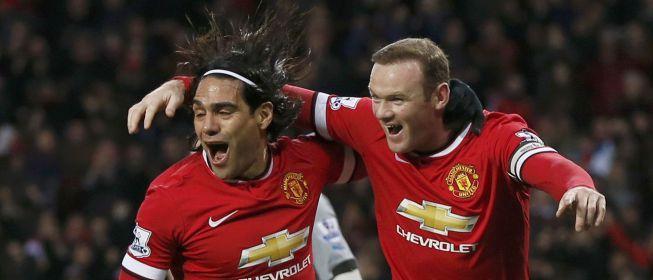 Rooney lidera al United con dos goles ante un débil Newcastle   Internacional   AS.com