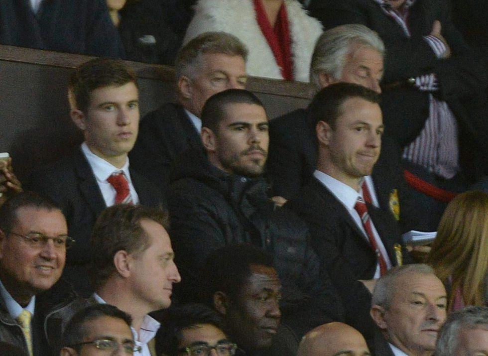 Acuerdo Víctor Valdés-United: firmará hasta junio de 2016 | Internacional | AS.com